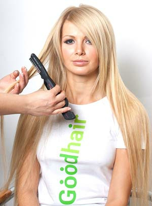 Наращивание волос в Санкт-Петербурге, купить волосы для наращивания