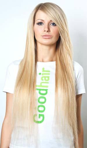 Наращивание волос в Санкт-Петербурге
